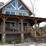 Log Home Hybrid Homes