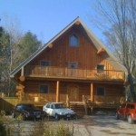 Log Home Kit Cottage Killaloe Ontario Estates Canada