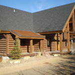 Log Home Kits Community Park City Utah Dealer