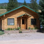 Log Home Kits Swedish Cope System Delivered Cabins Idaho