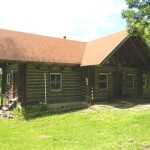 Log Home Land For Sale New York State Candor