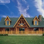 Log Home Lifestyle Living
