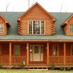 Log Home Maintenance Staining And Cleaning