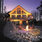 Log Home Models Aspen Vii Model From True North Homes