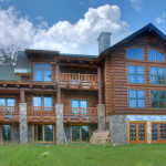 Log Home New Construction And Old Repair Manchester Vermont Peter