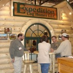 Log Home Open Houses Seminars Shows