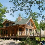 Log Home Packages Kits Adirondack Country Homes