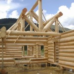 Log Home Plan The Shohone Very Desirable