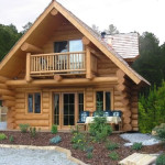 Log Home Plans Donald Gardner Architects And Southland Homes