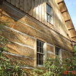 Log Home Restoration Stripping And Sealing
