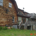 Log Home Restoration This Looks Worse Than Really Allen