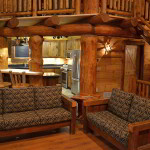 Log Home Rustic Chalet Tour Expedition Homes