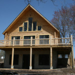 Log Home Staining Issues Tips For Ongoing Maintenance The