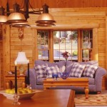 Log Home The Month Ward Cedar Homes