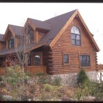 Log Home Wallace