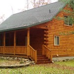 Log Homes And Cabins For Sale Wisconsin