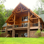 Log Homes And Classic Post Beam Serving Upstate New York Our