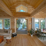Log Homes Are The Clear Favourite For Self Building Living Off