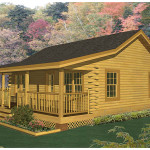 Log Homes Cabins Special Offers Spring River