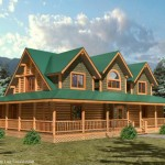 Log Homes Cedar Cabin Home Plans Handcrafted