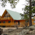 Log Homes Dovetail Systems Inc And Timber Frame Home