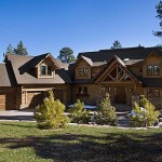 Log Homes Floor Plans From Town Country Cedar