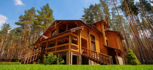 Log Homes For Sale Tennessee