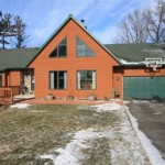 Log Homes For Sale Wisconsin