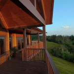 Log Homes Insulated Timber Block And Home Show