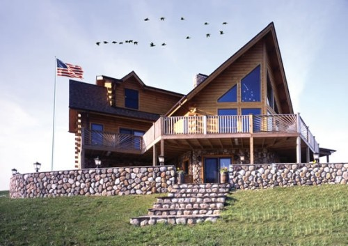 Log Homes Kits Cabins Floor Plans American