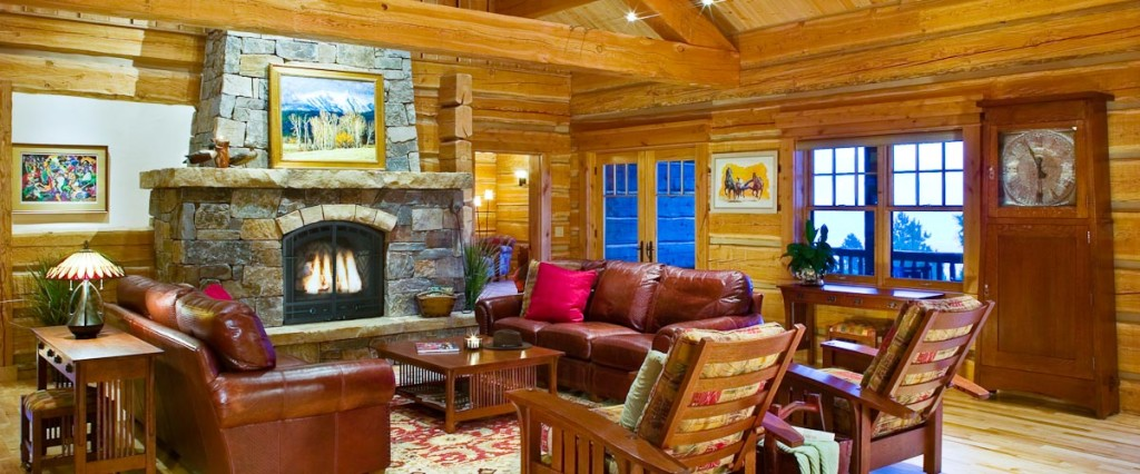 Log Homes Package Options
