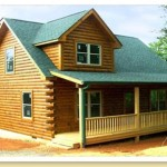Log Homes Plans North Carolina