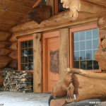 Log Homes Rustic Cabin Decorating Archives Pioneer