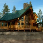 Log Homes Structural Engineering Precision