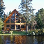 Log Homes Usa Holding First Promotion During March Home Shows
