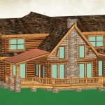 Log Homes Whitefish Point Home Naturecraft Wholesale