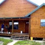 Log Siding Beautiful Addition Your Traditional Home