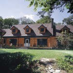 Louisburg True North Log Homes