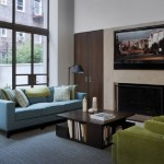 Lounge Blue Green Furniture About Marvelous House Design