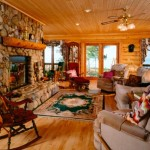 Love Log Home Decor