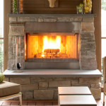 Love This Fireplace Was Prefab Insert Would You