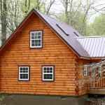 Lovers Loft Real Log Cabin For Rent Ohio