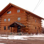 Lucky Dog Lodge Log Home Builders Association