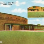 Lufkin High School Was Relocated New Site And