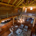 Luxurious Log Homes Show