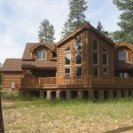 Luxury Home Designs Extraordinary Log Plans Teak Wood