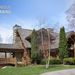 Luxury Log Cabin Home Dreamin About Cabins