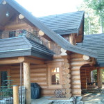 Luxury Log Cabins Homes Canadian Home Builders