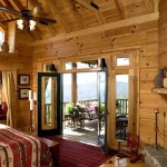 Luxury Log Home Decorating