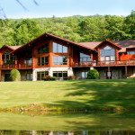 Luxury Log Home For Sale Owner Pennsylvania